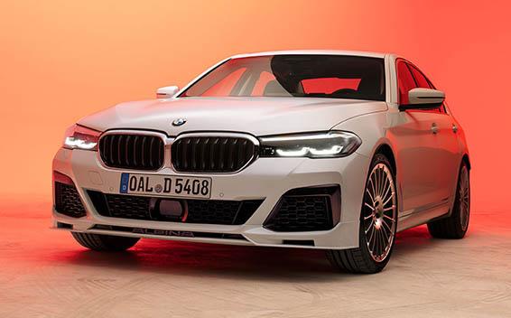 BMWアルピナ D5 S