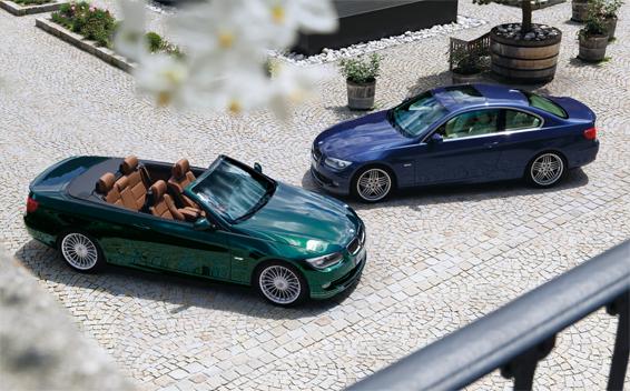 BMWアルピナ B3 カブリオ