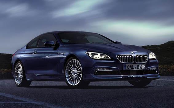 BMWアルピナ B6 クーペ