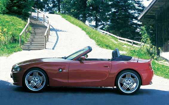 BMWアルピナ ロードスター