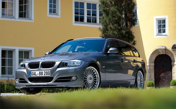 BMWアルピナ B3 S BiTurbo ツーリング