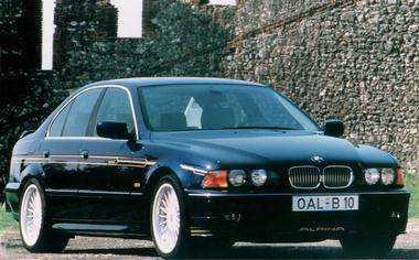 BMWアルピナ B10 リムジン