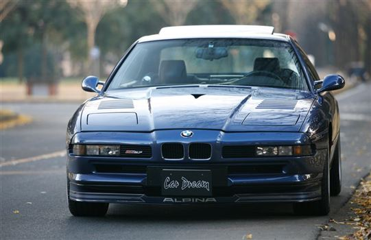 BMWアルピナ B12 クーペ