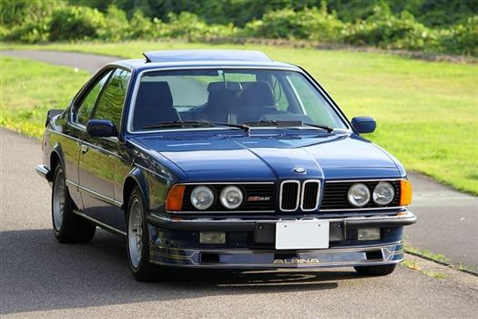 BMWアルピナ B9クーペ
