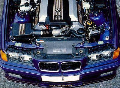 BMWアルピナ B8 リムジン