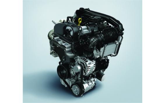 1.5リッター TSI Evoエンジン