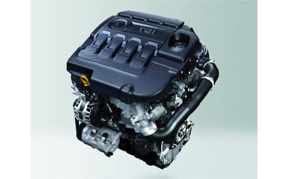 2.0リッター TDI エンジン