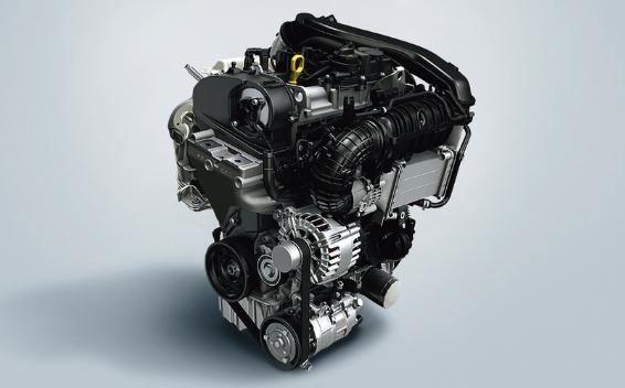 1.5リッター TSIエンジン