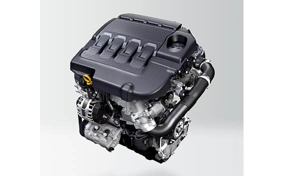 2.0リッター TDIエンジン