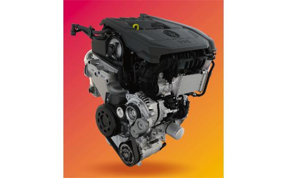 1.5リッター eTSIエンジン