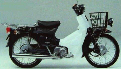 ホンダ プレスカブ50