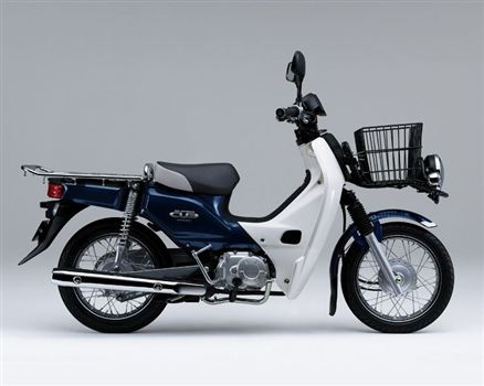 ホンダ スーパーカブ110プロ