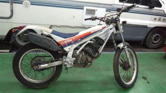 ホンダ TLR250R