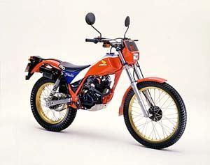 ホンダ TLR200