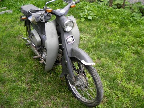 ホンダ スーパーカブC105