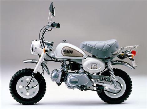 ホンダ モンキー Z50J