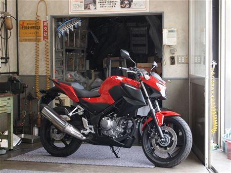 ホンダ CB250F MC43