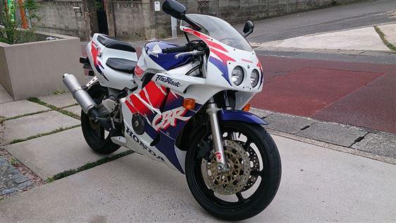 ホンダ CBR400RR-L
