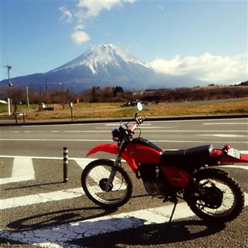 ホンダ XL500S