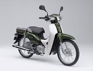 ホンダ スーパーカブ50(AA04型)