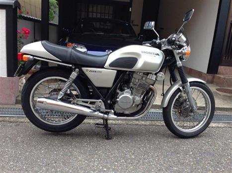 ホンダ クラブマン250