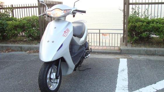 ホンダ Smart DIO AF56
