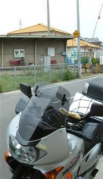ホンダ XLV650 トランザルプ