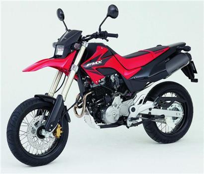 ホンダ FMX650