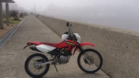 ホンダ XR100