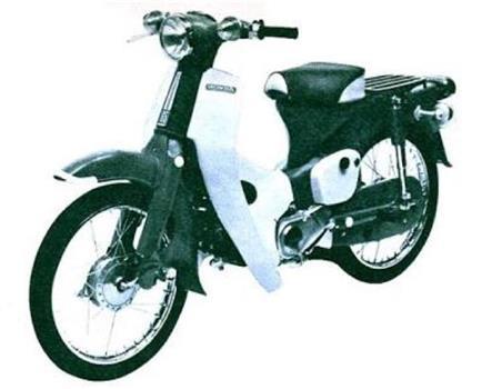 ホンダ スーパーカブ65