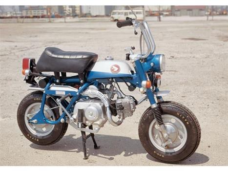 ホンダ モンキーZ50Z