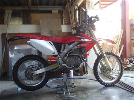 ホンダ CRF450X