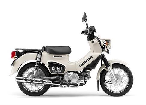 ホンダ クロスカブ CC50