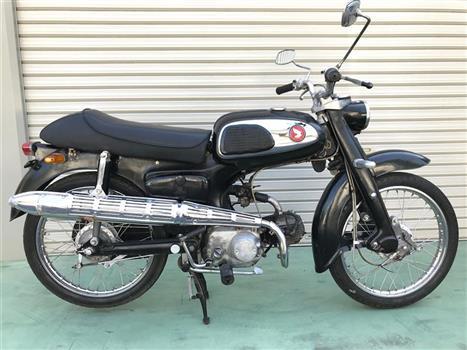 ホンダ スポーツカブCS50
