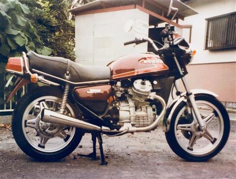 ホンダ ウイング GL500