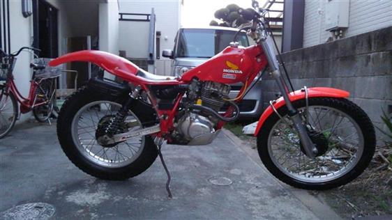 ホンダ TL200RF