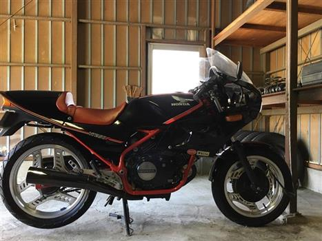 ホンダ VT250FC