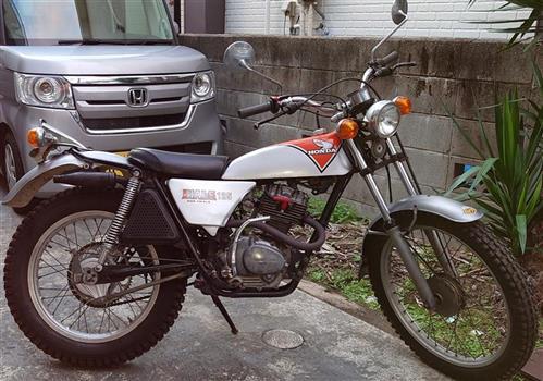 ホンダ バイアルス TL125