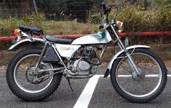 ホンダ バイアルス125