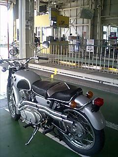 ホンダ CL77