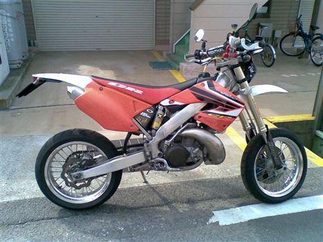 ホンダ CR250