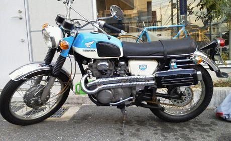 ホンダ CL250