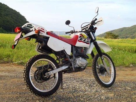 ホンダ XLR125R