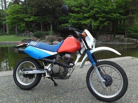 ホンダ XLR80R