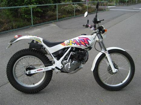 ホンダ TLM220