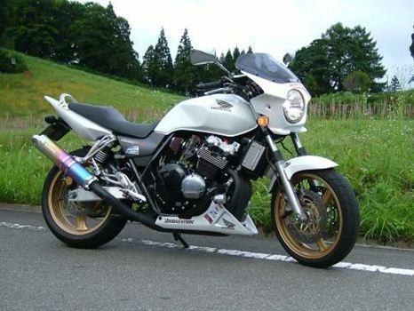 ホンダ CB400 SUPER FOUR スペック3