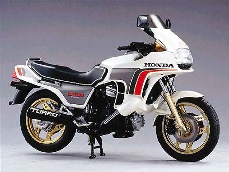ホンダ CX500TC