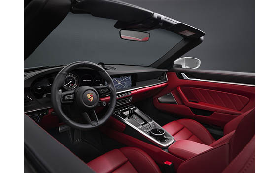 911 ターボ S カブリオレ