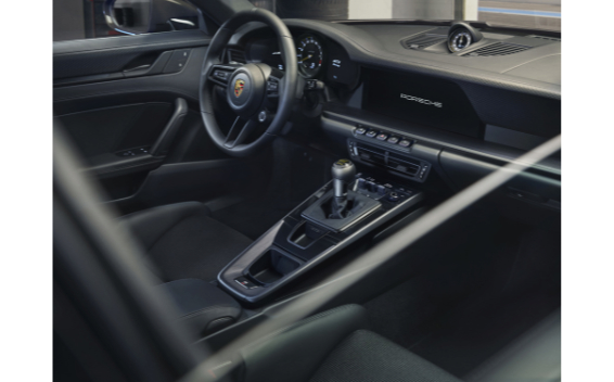911 GT3 ツーリングパッケージ