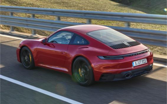 911 カレラ GTS